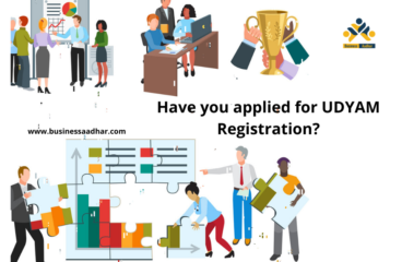 Have you applied for UDYAM Registration?