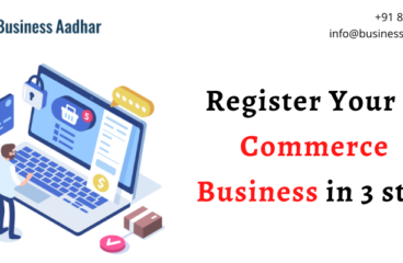 Register Your E-commerce Business in 3 Steps